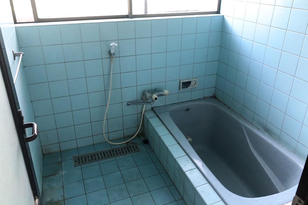 浴室施工前2